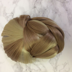 Revlon Braided Bun - Dark Blonde